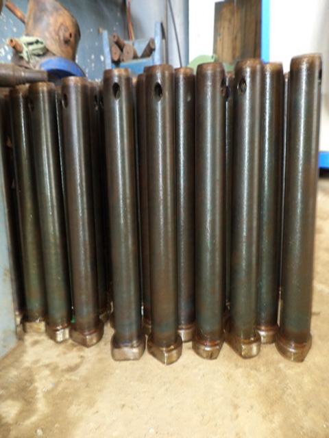 Induction Hardened Alloy Pins